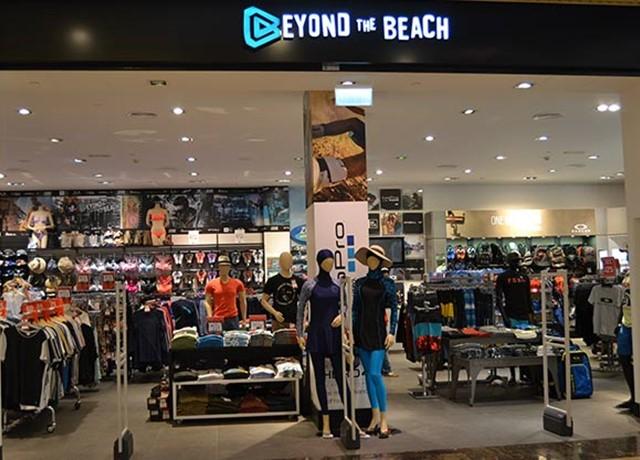 b13fae9e25 Beyond the Beach | Khalidiyah Mall