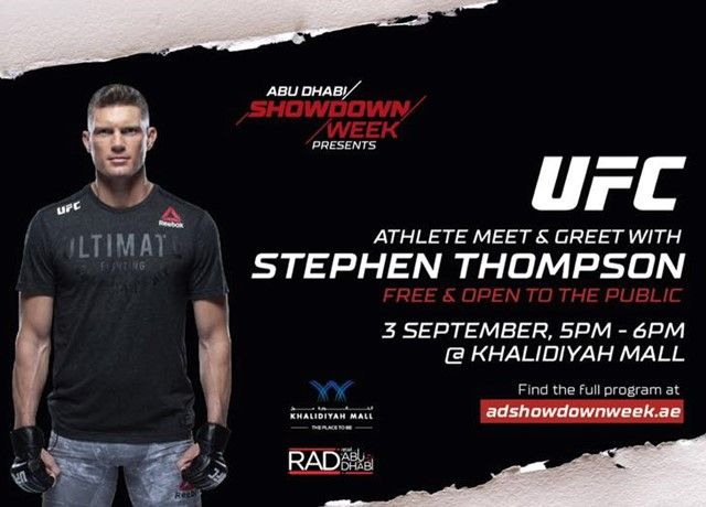Stephen Thompson Meet & Greet